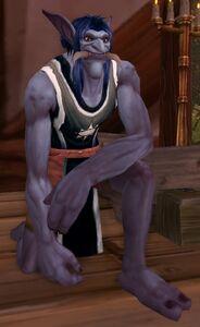 Image of Iggy Darktusk