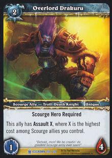 Overlord Drakuru TCG Card.jpg