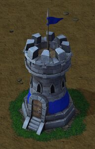 Warcraft III Reforged - Human Scout Tower.jpg