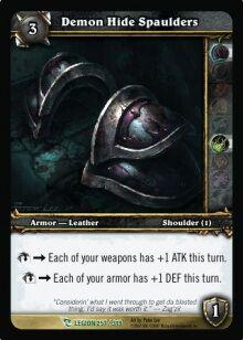 Demon Hide Spaulders TCG card.jpg