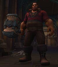 Image of Taskmaster Williams