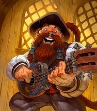 Image of Russel the Bard