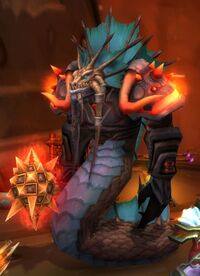 Fathom Lord Karathress Wowpedia Your Wiki Guide To The World Of Warcraft