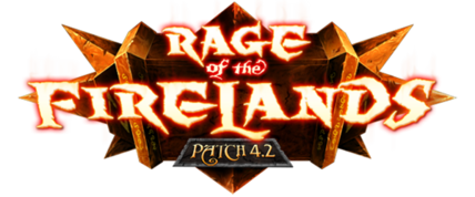 Rage of the Firelands logo