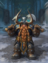 Image of Muradin Bronzebeard