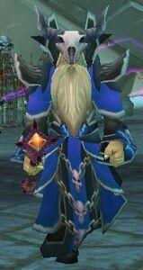 Image of Decrepit Necromancer