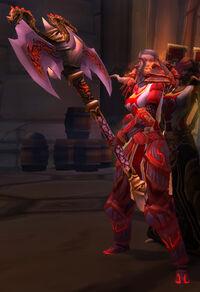Image of Scarlet Scourge Hewer