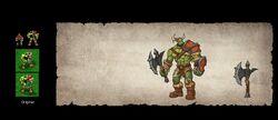 Warcraft III Reforged - Grunt concept art.jpeg