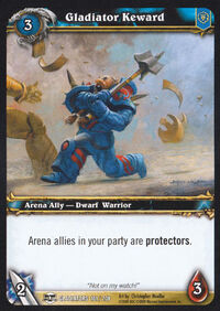 Gladiator Keward TCG Card.jpg