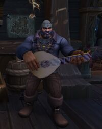 Image of Jay the Tavern Bard