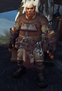 Image of Quartermaster Alcorn