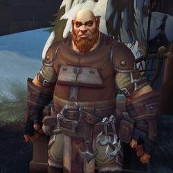 Quartermaster Alcorn