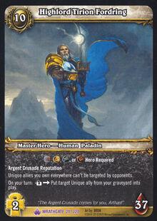 Highlord Tirion Fordring TCG Card.jpg