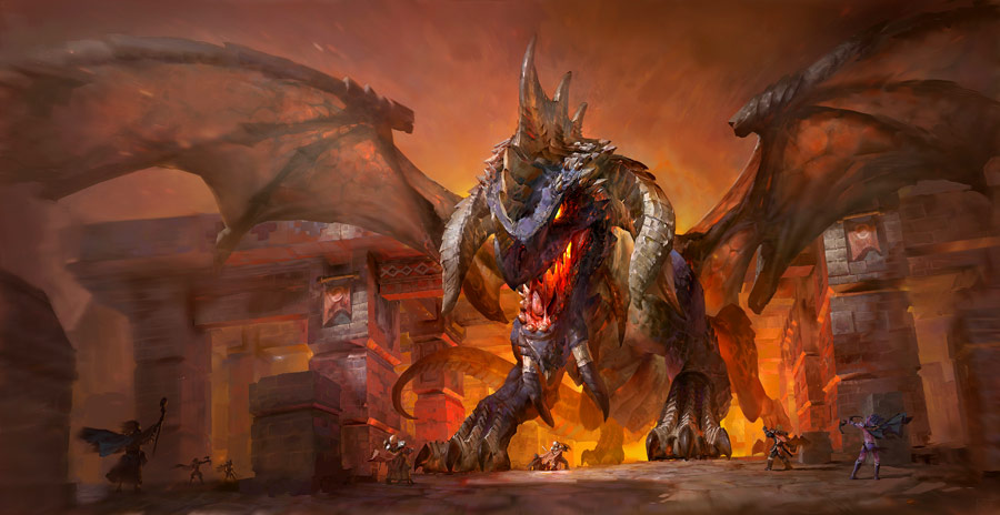 Nefarian - Wowpedia - Your wiki guide to the World of Warcraft