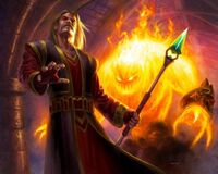 Image of Scarlet Conjuror