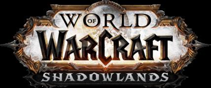 World of Warcraft: Shadowlands logo