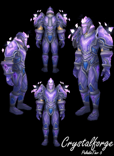 Crystalforge Armor Wowpedia Your Wiki Guide To The World Of Warcraft