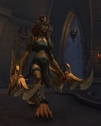 Image of Chelra the Bladewall