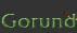User:Gorund