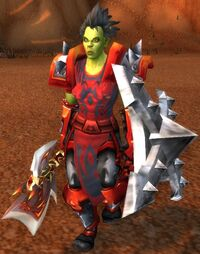 Image of Krom'gar Blood Guard
