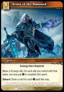 Army of the Damned TCG Card.jpg