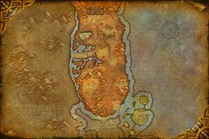 Mapa Durotaru