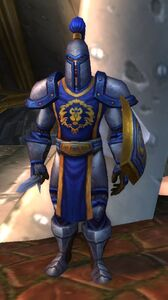 Image of Stormwind City Guard