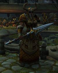 Image of Valarjar Spear-Sister