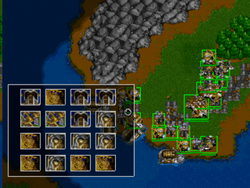 Warcraft2Console PlayStation Screen7.png