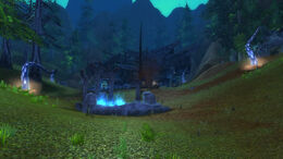 Stonetalon Mountains - Ruins of Stonetalon Peak.jpg