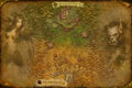 Map of Warsong Gulch - Battle for Azeroth
