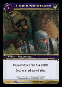 Slaughter from the Shadows TCG Card.jpg
