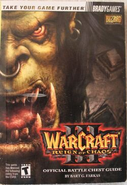 Warcraft III Reign of Chaos Official BC Guide.jpg