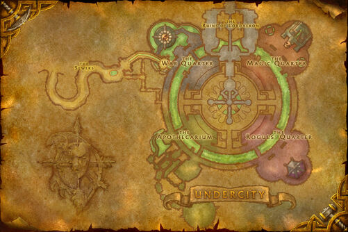 Undercity map