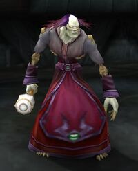 Image of Dark Cleric Duesten