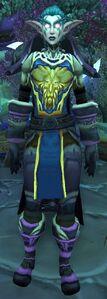 Image of Commander Saia Azuresteel