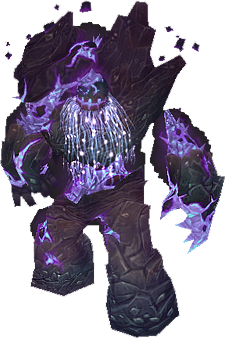 Gemstone colossus