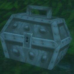 Intrepid's Locked Strongbox