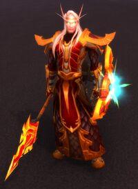 Image of Sin'dorei Vanguard