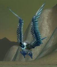 Image of Dread Flyer