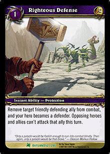 Righteous Defense TCG Card.jpg