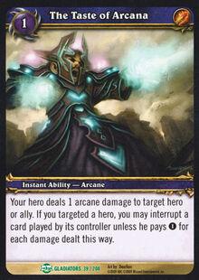 The Taste of Arcana TCG Card.jpg