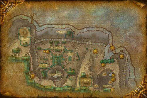 Kezan map