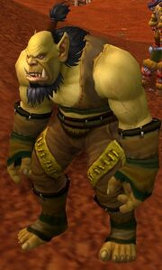 Image of Foreman Thazz'ril