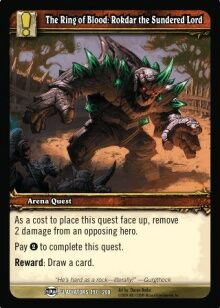 The Ring of Blood- Rokdar the Sundered Lord TCG Card.jpg