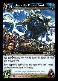 Ivus the Forest Lord TCG card.jpg