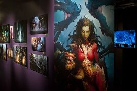 Blizzard Museum - Heart of the Swarm8.jpg