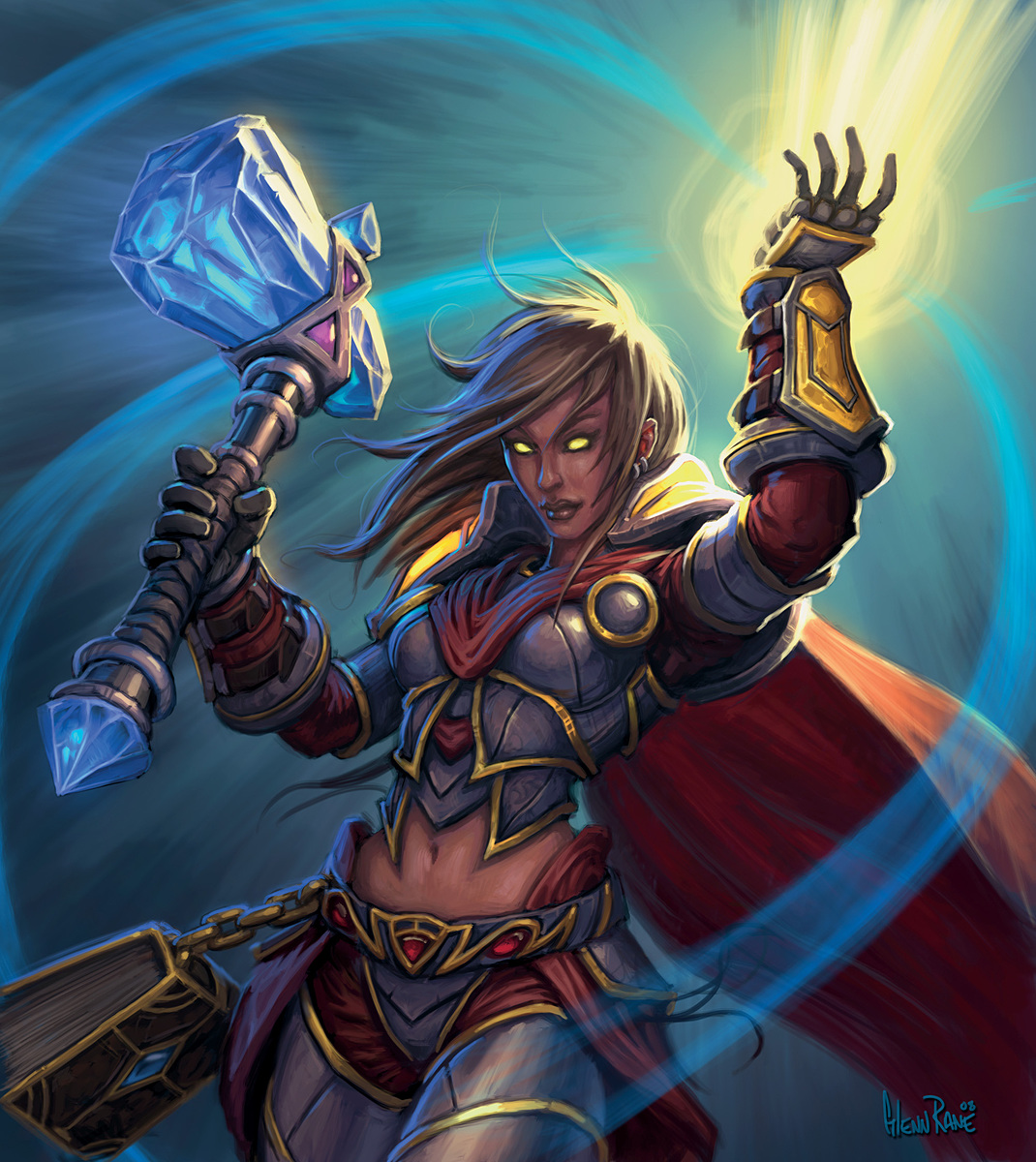 Divine Favor (paladin ability) - Wowpedia - Your wiki guide to the World of Warcraft