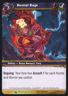 Bestial Rage TCG Card.jpg
