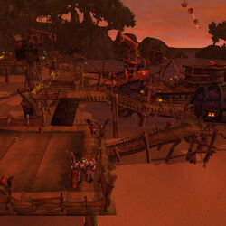 Gallywix Docks